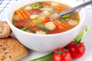 veg soup 300x199 Natural Treatments